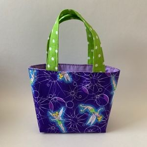 Other - Girls Tote Purse - Tinkerbell